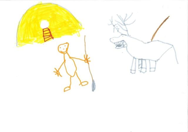 Le dessin de Lillian
